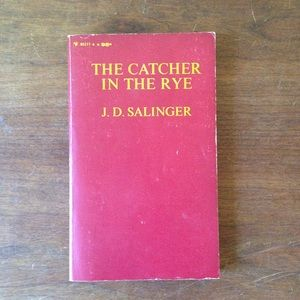 """The Catcher In The Rye"""